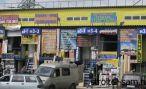 В Ленинском районе в 2013 году закрыли 5 незаконных рынков