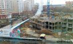 На стройках Москвы в 2013 году было 39 пожаров