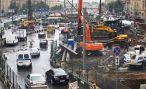 В Москве за будущий год организуют ещё 100 км выделенных полос