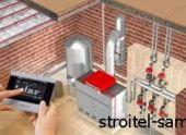 Индивидуальное проектирование системы отопления
