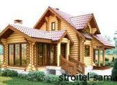 Какой  материал выбрать для деревянного дома