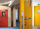 Противопожарные двери: как выбрать