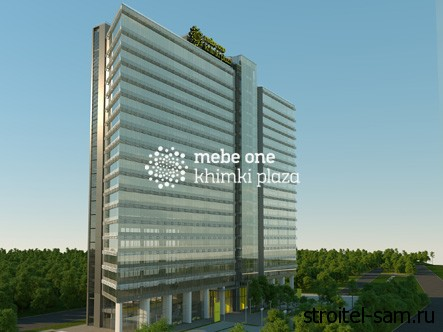 Бизнес центр Mebe One Khimki Plaza