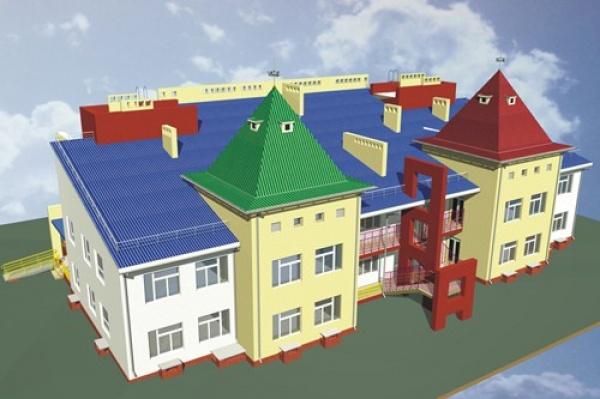 Власти Ленобласти планируют построить 60 детских садов