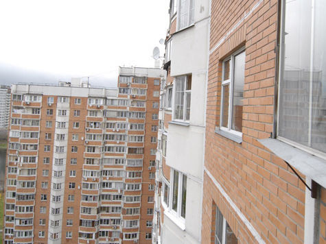 Власти Москвы готовы ежегодно отдавать 600 тысяч кв.метров жилья для очередников
