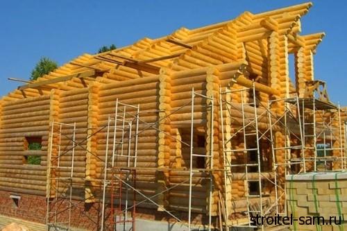 Выбор материалов для строительства деревянного дома