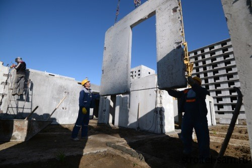 В Москве в 2014 году будет построено 8,7 млн кв. метров недвижимости