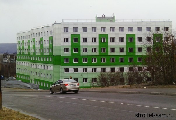 В Мурманской области построили 17 новых домов для жителей ветхого жилья