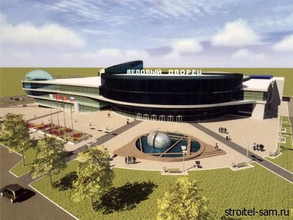 В Туле будут строить Ледовый дворец