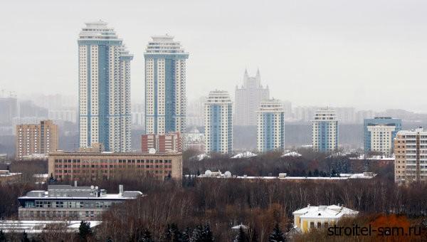 Застройщиков Москвы проверят более 60 раз в 2014 году