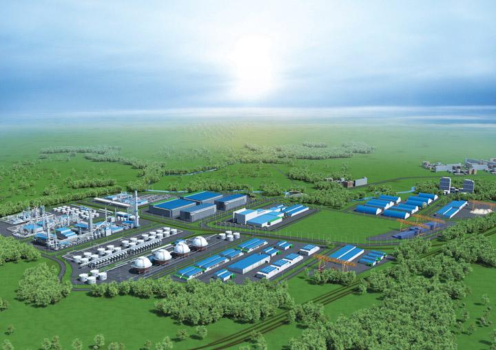 Индустриальный парк в Калининграде
