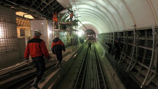 Испанские технологии строительства метро помогут сэкономить деньги  и время на постройку