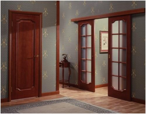Какие лучше выбрать межкомнатные двери