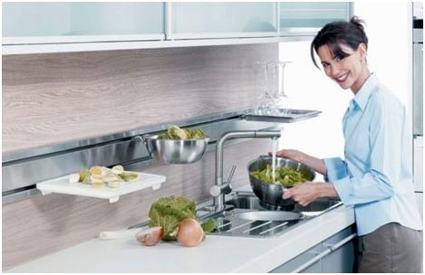 Как выбрать раковину для кухни