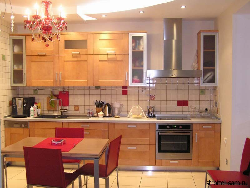Как установить вытяжку на кухню