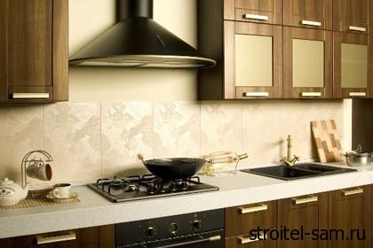 Купольные вытяжки на кухню