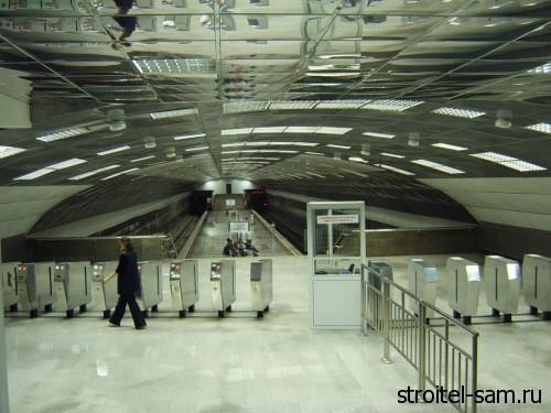 Метрополитен в Новосибирске