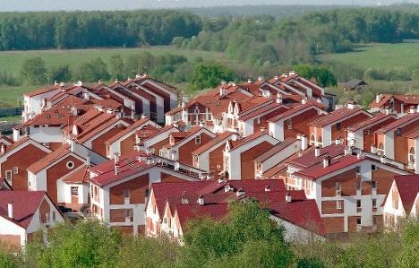 На 20 процентов выросла доля малоэтажного жилья в МО
