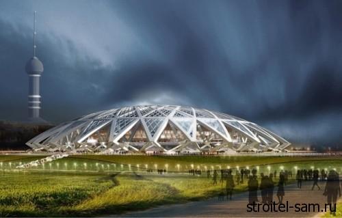 Цена стадиона в Самаре к чемпионату мира 2018 составляет 13 млрд рублей
