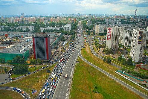Щёлковское шоссе