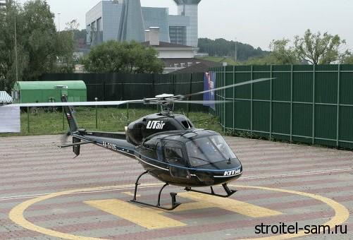 При больницах в Подмосковье собираются построить вертолётные площадки