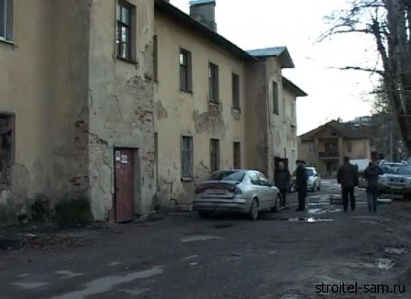 ветхое жилье в Калужской области