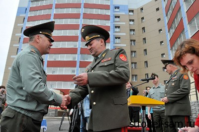 жилье для военнослужащих