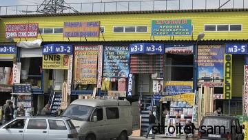 закрыли 5 незаконных рынков