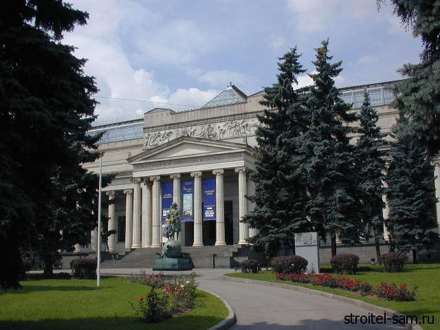 музей им пушкина