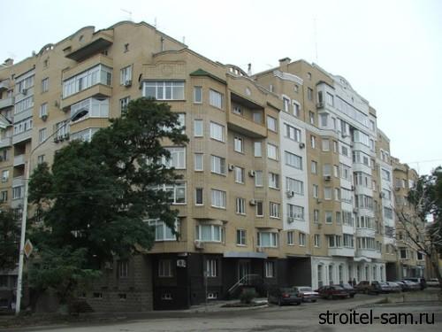 новостройки в старой Москве