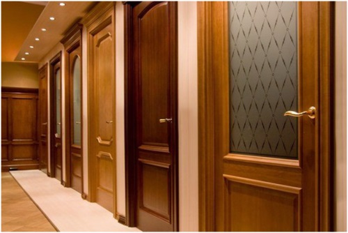 особенности конструкции межкомнатных дверей