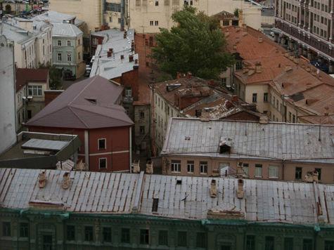протекающие крыши