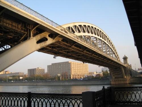 ремонт мостов в Москве