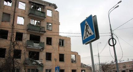 снос ветхих пятиэтажек в Москве