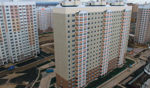 строительство в новой Москве