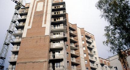 стройка 360 тысяч квадратных метров жилья