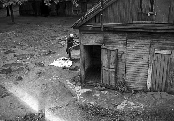 22 барака в Пушкино