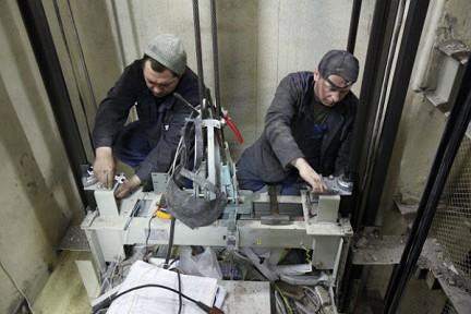 7 млрд рублей выделено на замену лифтов в Москве